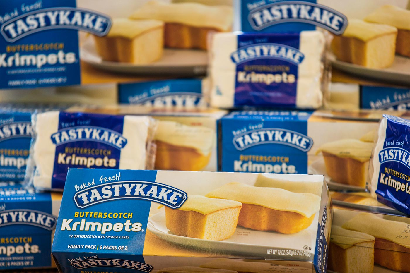 Tastykake The Tasty Baking pany Carver Mostardi graphy