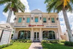 Gym Source store, Naples, Florida - Commercial Photography by Carver Mostardi.