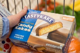 product photography tastykake