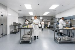 Commercial Kitchen Equipment photography by Tampa commercial photographer Carver Mostardi